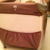 Детская кроватка манеж. Фото 2.