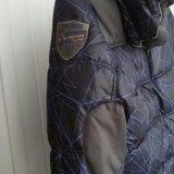 Новая зимняя куртка на мальчика. Фото 4.