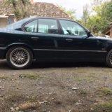 Bmw520i 1993г. Фото 2.