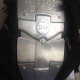 Рюкзак a.s.m.k. с металическими пластинами. Фото 4.
