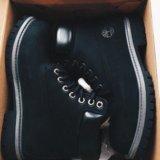 Timberland мужские зимние ботинки новые. Фото 1.