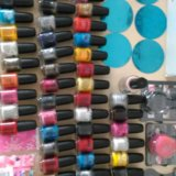 Распродажа материалов для ногтей. Фото 2. Новосибирск.