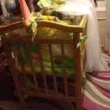 Детская кроватка. Фото 1. Курган.