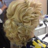 Локоны,причёска,невеста,обучение-курсы. Фото 1.