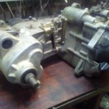 Двигатель от квадроцикла. Фото 3.
