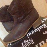 Демисезонные ботинки bata. Фото 1.