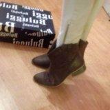 Демисезонные ботинки bata. Фото 2.