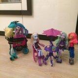 Монстер хай monster high куклы. Фото 3.