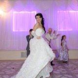 Свадебное платье со шлейфом. Фото 3. Санкт-Петербург.