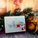 Мыло-открытка. Фото 3.