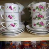 Кофейный и чайный набор. Фото 2.