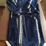 Махровый халат длинный. из турции. размер48-52. Фото 3. Москва.