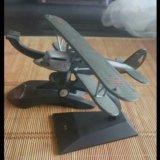 Настольный самолёт. Фото 1. Таганрог.