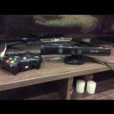 Xbox 360 + kinect (прошитый). Фото 3.