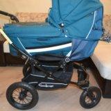 Продается коляска emmaljunga edge duo combi 2 в 1. Фото 1. Мытищи.