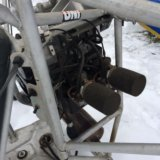 Парамотор 2-х местный + параплан 46 м/кв + прицеп. Фото 4. Калуга.
