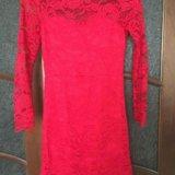 Кружевное платье. Фото 3.