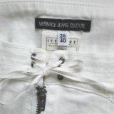 Versace jeans couture 42 бриджи. Фото 1.