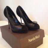 """Туфли """"nando muzi"""" новые в коробке.. Фото 2."""