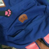 Портфель с ушками рюкзак кошка школьный новый. Фото 2.