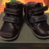 Ботинки детские р23. Фото 1.