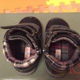 Ботинки детские р23. Фото 3.