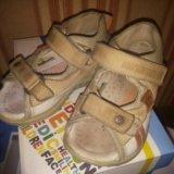 Отропедические сандалии minimen 20 размер. Фото 1. Тюмень.
