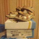 Отропедические сандалии minimen 20 размер. Фото 2. Тюмень.