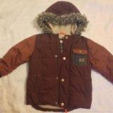 Детская куртка next 1,5-2 года. Фото 3.