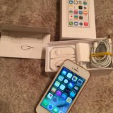 Iphone 5s, gold, 16 gb. Фото 1.