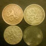 Монеты старой чехии. Фото 2. Санкт-Петербург.