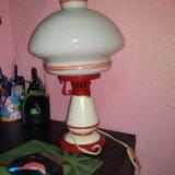 Лампа настольная. Фото 1. Мурино.