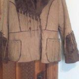 Пальто(дубленка). Фото 1. Фрязино.