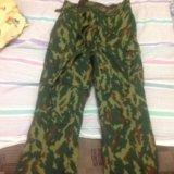 Ватные тёплые штаны новые(ватники). Фото 1. Ватутинки.