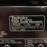 Музыкальный центр techniks st-ch 530. Фото 3. Видное.