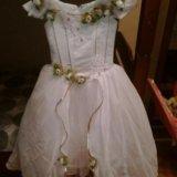 Новогоднее платье. Фото 1.
