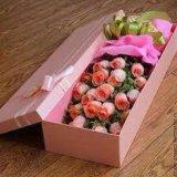 Цветы в коробках и корзинках. Фото 1. Артем.