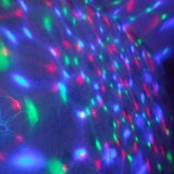 "Лампа ""диско-шар"" светодиодная. Фото 1."