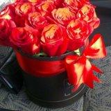 Цветы в коробках и корзинках. Фото 2. Артем.