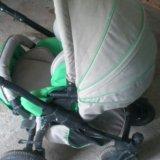 Прогулочная коляска в хорошем состоянии. Фото 1.
