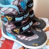 Зимние ботинки kakadu. Фото 1. Ангарск.