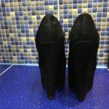 Ботинки на платформе. Фото 3. Санкт-Петербург.