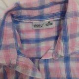 Рубашка на девочку. Фото 2.