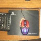 Игровая мышка zeus zt-v9 (очень красивая). Фото 1. Иваново.