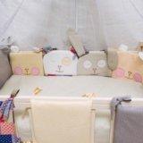 Комплект детского постельного белья. Фото 2.