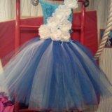 Платье туту из фатина. Фото 2.