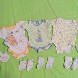 Пакет одежды для новорожденного. Фото 2.