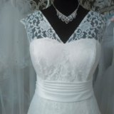Свадебное платье. Фото 4. Бор.