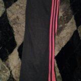 Спортивные штаны адидас. Фото 1.