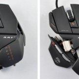 Мышь лазерная – cyborg r.a.t.7 (новая). Фото 1. Красноармейск.